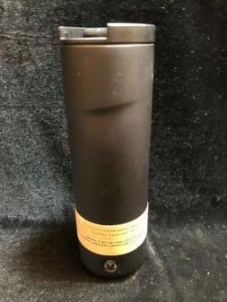 Starbucks Vacuum Insulated Flip Top Tumbler Matte Black Stai