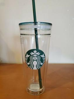 venti clear glass double wall cold iced