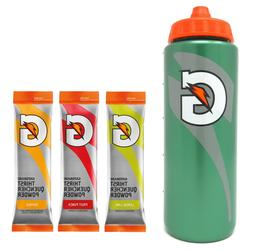Gatorade Water Bottle - 20oz, Powder Variety - Lemon Lime, F