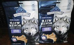BLUE Wilderness Dental Chews Grain Free Wild Bones Dental Do