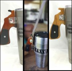 Yeti-Grip Gun Handle 20 oz / 30 oz Handle for Yeti, RTIC, Oz