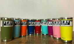 Yeti Rambler 20oz Stainless Steel Cup Insulated Tumbler with